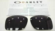 LENSES OAKLEY TURBINE OO 9263 01 BLACK WARM GREY REPLACEMENT LENSES LENS LENTI