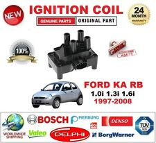 FOR FORD KA RB 1.0i 1.3i 1.6i 1997-2008 IGNITION COIL 3-PIN CONNECTOR TYPE M4