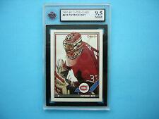 1991/92 O-PEE-CHEE NHL HOCKEY CARD #413 PATRICK ROY KSA 9.5 NR GEM MT SHARP+ OPC