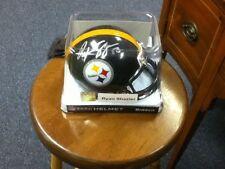 Ryan Shazier~Autographed Pittsburgh Steelers Riddell mini Helmet ~COA Authentic