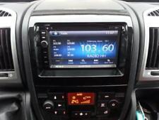 "AUTORADIO NAVIGATORE GPS FIAT DUCATO 6.95"" Dvd Usb Bluetooth Retrocamera"