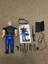 Galoob A-Team Vintage Action Figure Bad Guys Python 1983 Complete Gorgeous