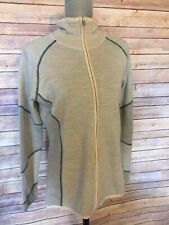 Smartwool Light Full-Zip Jacket New-Zealand Merino Wool - Skiing Running XL
