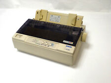 TESTED & WORKING! EPSON LX-300 9-PIN DOT MATRIX PRINTER P850A 120V 1.0A 50/60 Hz