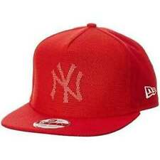 NEW ERA CAPPELLO NEW YORK YANKEES TG. M L MESH CORE NY ROSSO 80259351 a750a4752d5d