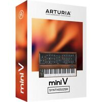 Arturia MINI V (V3) Software Instrument (Download)