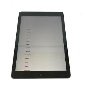 Apple iPad Air (A1474 / MD785B/B) Space Grey - 16GB - Wi-Fi - iOS 12.5.5