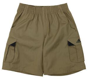 Adidas Men's Cargo Shorts, Color Options