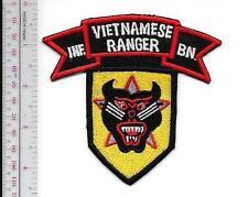 South Vietnam Army Ranger ARNV 81st Infantry Ranger Battalion Airborne