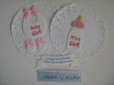 BABY Girl embelishment Pack, include Banner per nuovi GRAND anche genitori!