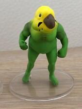 Medicom Muscle Parakeet Budgerigar Parrot Bird PVC Mini Figurine Figure