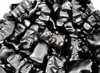 Sugar Free  Licorice BEARS candy GUSTAFS Premium Quality- 2.2 lb  Fresh Stock