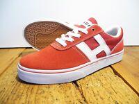 HUF FOOTWEAR CHOICE SNEAKER NEU TRUE-RED US 8 EUR 40,5 HUF FOOTWEAR