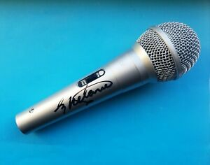 Melanie Chisholm, Mel C 'Spice Girls', hand signed in person Microphone.