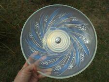 Coupe art déco opalescente Lalique ? Sabino ? Verlys ?