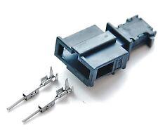 AUDI VW Skoda VAG 2 pin connector housing plug 3B0972712 3B0 972 712