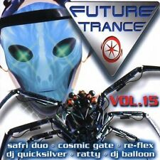 Future Trance 15 (2001) DJ Quicksilver, Rmb, Safri Duo, Cj Stone, Cosmi.. [2 CD]