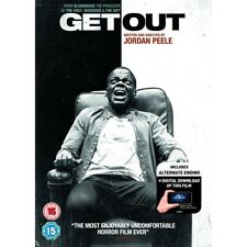 Get out Digital Download 2017 Lakeith Stanfield DVD