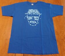 #3445-9 Walter BREAKING BAD Shattered  Graphic T-Shirt L