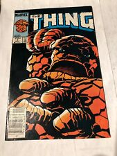 The Thing # 6, canadian Price Newsstand Edition