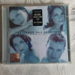 THE CORRS - TALK ON CORNERS CD (Special Edition)