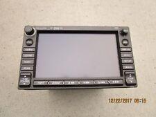 06-09 HONDA CIVIC DASH NAVIGATION GPS UNIT CD DISC PLAYER XM RADIO AM FM DISPLAY