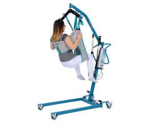 Patientenlifter Schnelltransportgurt mit Brustschlaufe AKS, Hebegurt, bis 250 kg