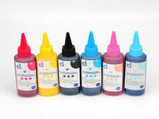 CISS CIS Compatible Pigment ink refill sets for Epson PX710 PX720 PX730 NON-OEM