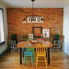 Dining Table Light Vintage Pendant Lighting Ceiling Hanging Kitchen Island New