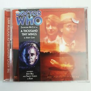 DOCTOR WHO: A Thousand Tiny Wings - Big Finish audiobook CD (130)