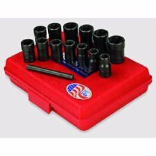 Ken Tool 30106 13 Piece Twist Socket Set With Punch