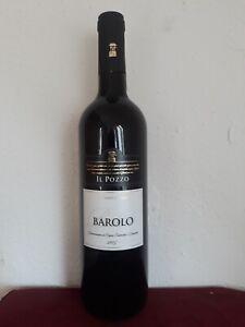 Barolo trocken DOCG Rotwein 0,75 l - Italienischer Rotwein trocken Piemont