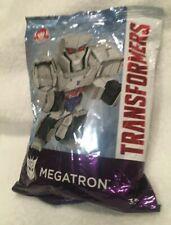Wendys Kids Meals Transformers Megatron New & Sealed