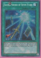 ** SACRED SWORD OF SEVEN STARS ** SUPER RARE 3 AVAILABLE! LTGY-EN066 YUGIOH