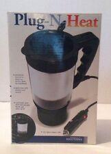 New listing Plug-N-Heat 14 Ounce Thermal Mug New In Box