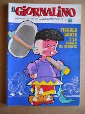 GIORNALINO n°42 1972 Larry Yuma Piccolo Dente Steve Damon [G553]