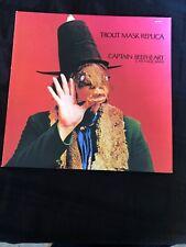 Captain Beefheart&His Magic Band Trout Mask Replica 2LP NM VINYL WB Records