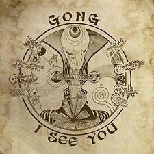 GONG - I SEE YOU  2 VINYL LP NEU