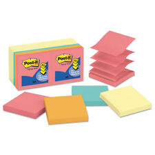 Post-it Original Pop-up Notes Value Pack 3 x 3 Canary Yellow/Cape Town 100-Sheet