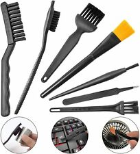 Computer PC Keyboard Laptop Electronics Camera Small Cleaning Brush Kit (Black)
