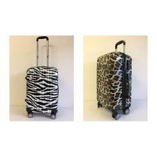 Hard Shell Cabin Hand Luggage Suitcase travel bag Ryanair Easyjet Wheeled case
