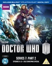 Doctor Who - Series 7 - Part 2 (Blu-ray, 2013, 3-Disc Set) christmas special