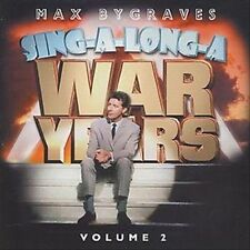 MAX BYGRAVES - SING-A-LONG-A WAR YEARS, VOL. 2 NEW CD