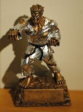 Monster Karate Trophy - Free Engraved Plate