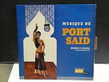 MOHAMMED EL SULIEMAN Musique de Port Said VOGUE MODE MDP 9378