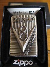 Zippo V8 Big Block Emblem Rockabilly Nose Art Army Chevy Dodge Hummer Ford GMC
