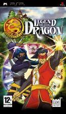 PLAYSTATION PSP era impegnativa del Drago Legend of Dragon * NUOVO