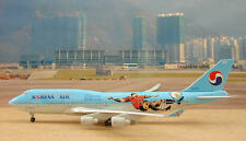 Korean Air B747-400 (HL7491), World Cup 2002 Livery, 1:400 DW