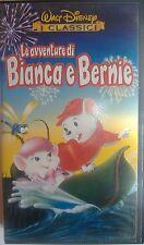 VHS - WALT DISNEY/ LE AVVENTURE DI BIANCA E BERNIE