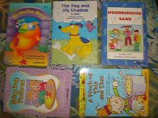 Harcourt Readers - Friends, Leveled for Grades 2 - 2.5, with Questions, 5 Books